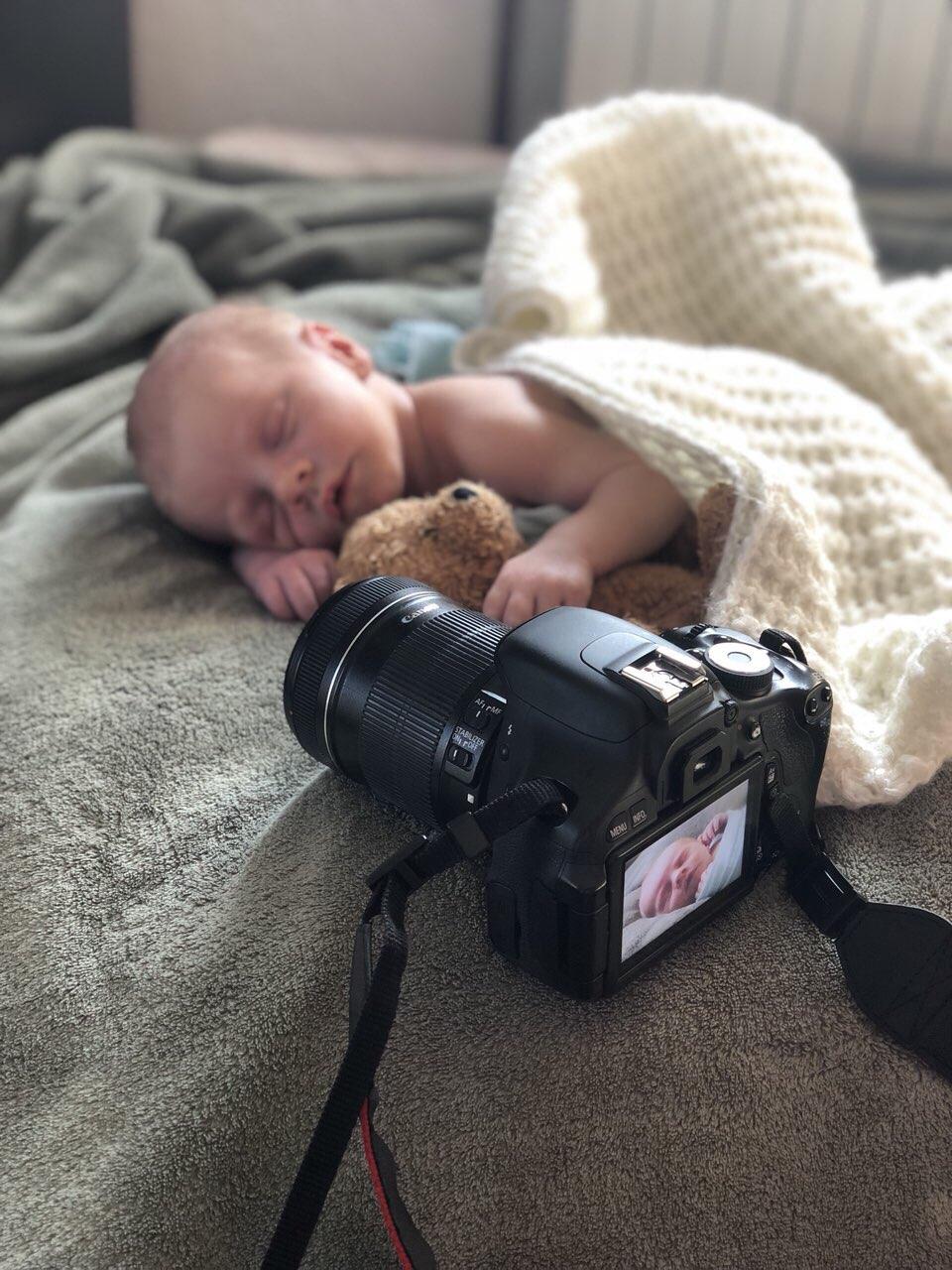 fotografisanje novorođečeta